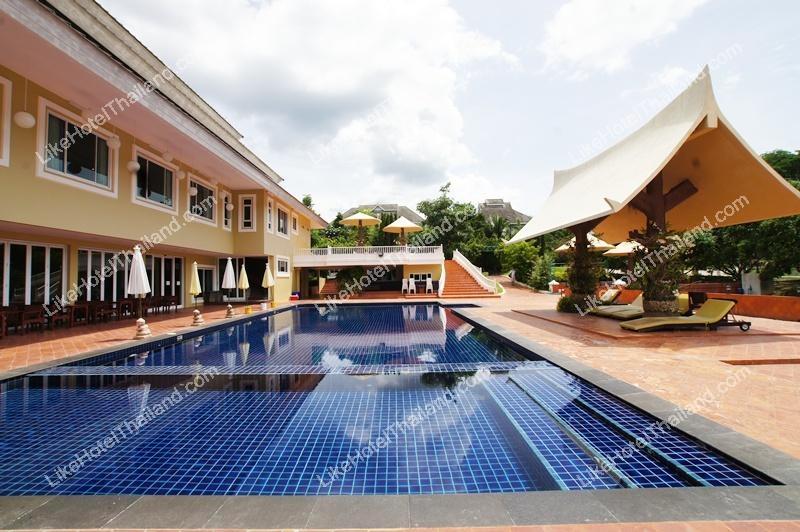 โรงแรม ภูผาผึ้ง รีสอร์ท ราชบุรี
