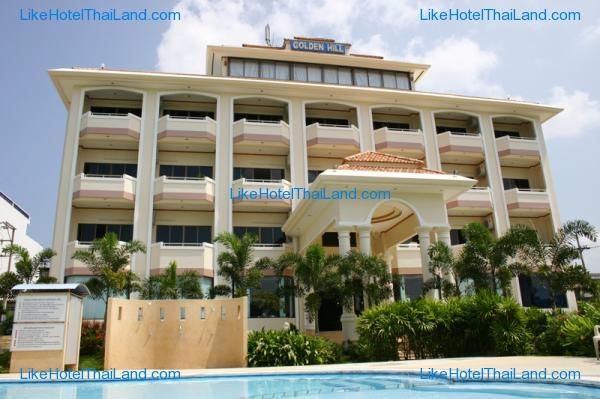 รูปของโรงแรม โกลเด้น ฮิลล์ กระบี่