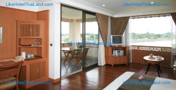 รูปของโรงแรม โรงแรม อิมพีเรียล ริเวอร์ เฮ้าส์ รีสอร์ท เชียงราย