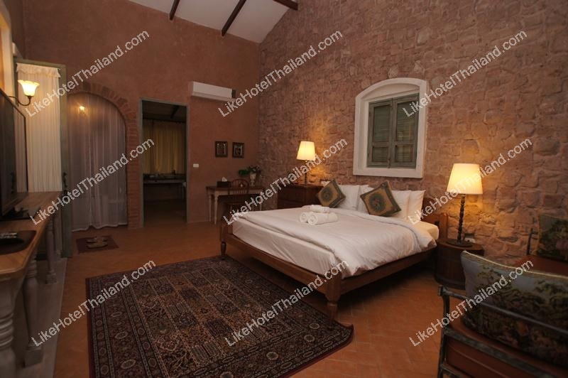 รูปของโรงแรม โรงแรม ลาทอสคานา สวนผึ้ง รีสอร์ท ราชบุรี