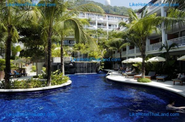 โรงแรม ซันเซ็ท บีช รีสอร์ท หาดป่าตอง ภูเก็ต
