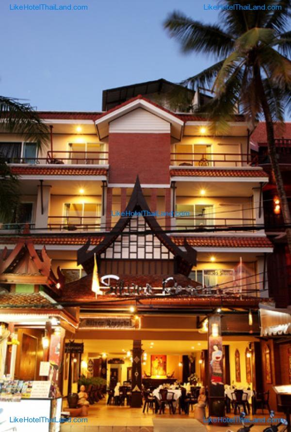 โรงแรม ซิลเวอร์ รีโซเทล ป่าตอง จังหวัดภูเก็ต