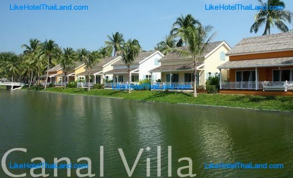Canal Villa  2 BR