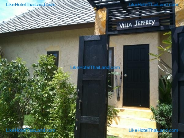 1 Bedroom Pool Side Villa - Villa Jeffrey
