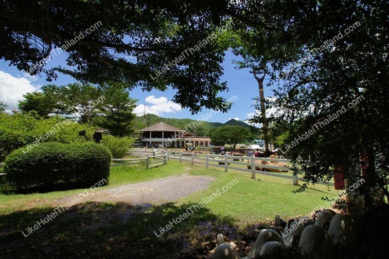รูปของโรงแรม โรงแรม เดอะ นากายา รีสอร์ท สวนผึ้ง ราชบุรี