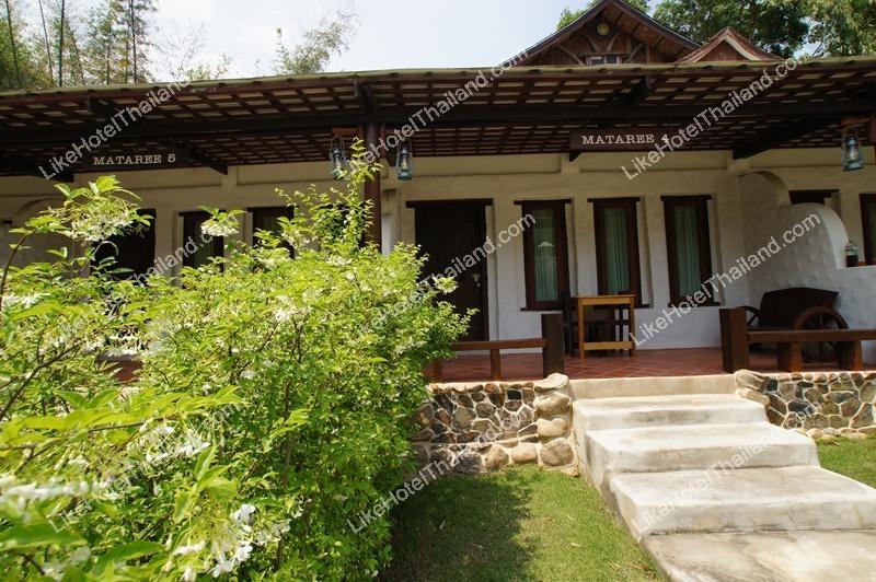 โรงแรม มาตารี กัลลี่ โคโค่ สวนผึ้ง ราชบุรี