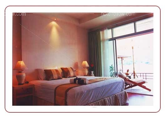 รูปของโรงแรม โรงแรม เรือนปณาลี อัมพวา