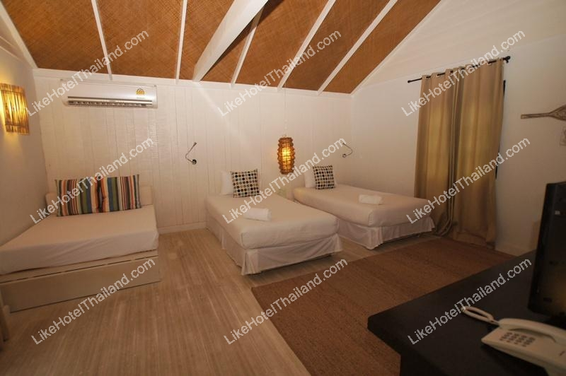One Bedroom Deluxe Villa