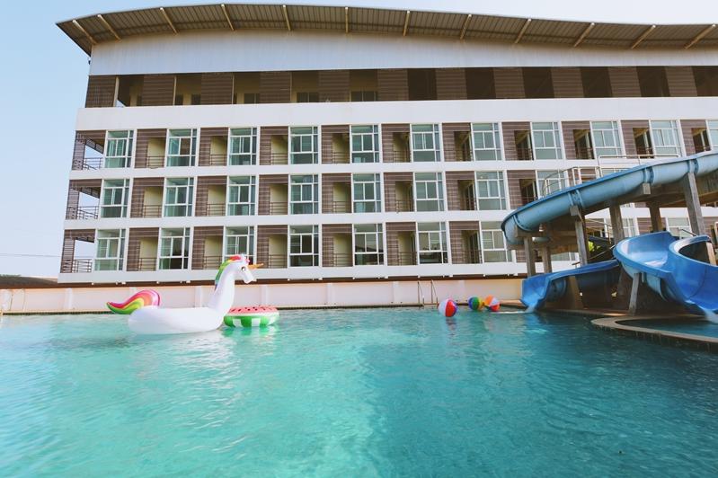 รูปของโรงแรม โรงแรม กลอรี่เพลส หัวหิน