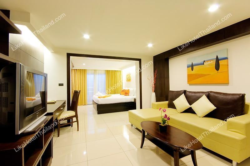 รูปของโรงแรม โรงแรม เบย์วอล์ค เรสซิเดนซ์ พัทยา