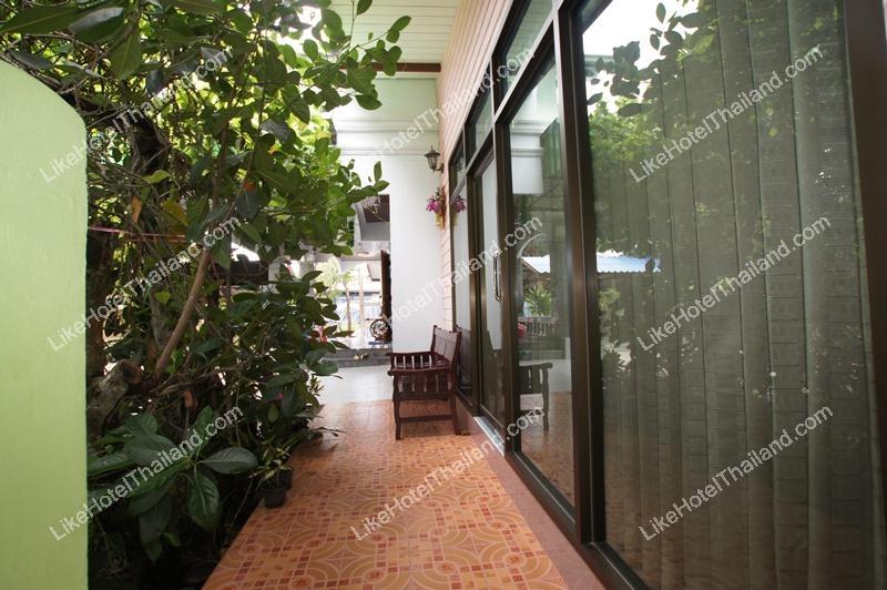 รูปของโรงแรม โรงแรม วรากรบ้านสวนอัมพวา โฮมสเตย์