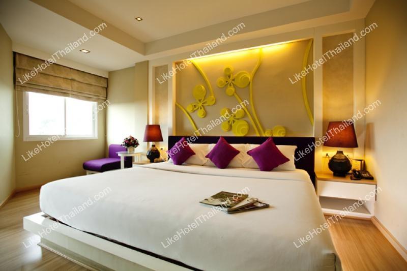 รูปของโรงแรม โรงแรม ลันตานา พัทยา โฮเต็ล แอนด์ รีสอร์ท พัทยาเหนือ บางละมุง