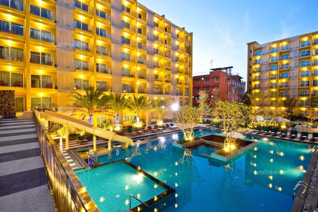 โรงแรม เบลลา เอ็กซ์เพรส พัทยากลาง ชลบุรี