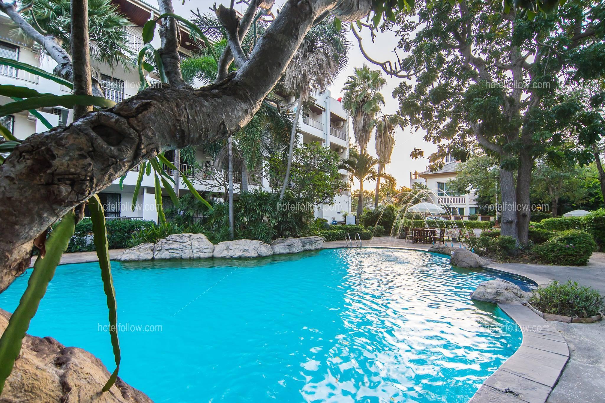 รูปของโรงแรม โรงแรม เบลลา วิลล่า เซอร์วิสอพาร์ตเมนต์
