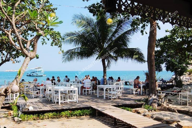 โรงแรม นิมมานรดี รีสอร์ท อ่าวปะการัง เกาะเสม็ด ระยอง