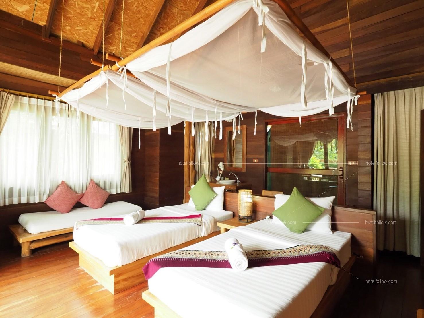 Family 2 Bedroom Villa