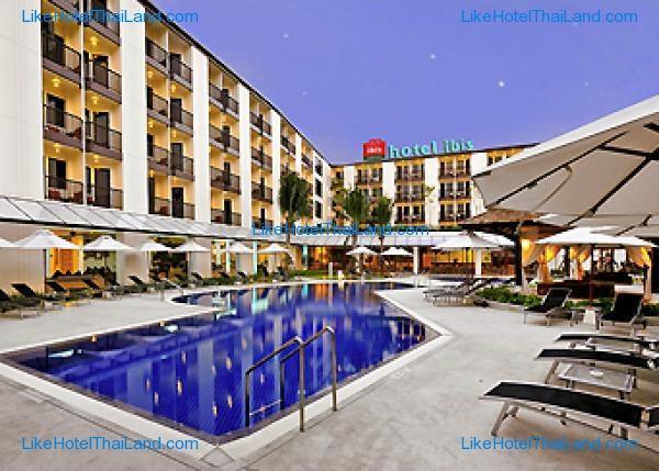 โรงแรม ไอบิส กะตะ ภูเก็ต