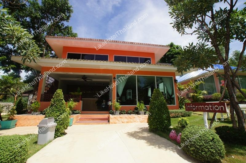 รูปของโรงแรม โรงแรม เดอะเซนส์ รีสอร์ท แอท สวนผึ้ง