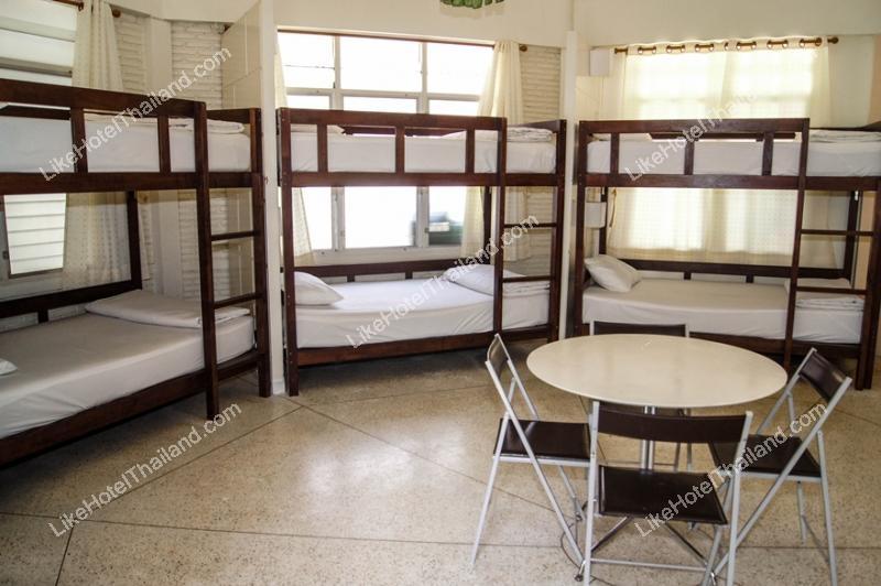Private Room เตียง 2 ชั้น