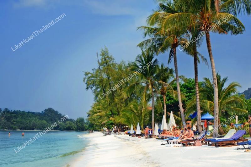 โรงแรม คลองพร้าว รีสอร์ท หาดคลองพร้าว เกาะช้าง