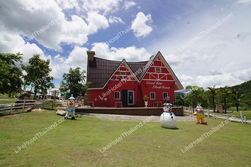 รูปของโรงแรม โรงแรม โรยัล กู๊ดวิว รีสอร์ท แอนด์ ฟาร์ม สวนผึ้ง