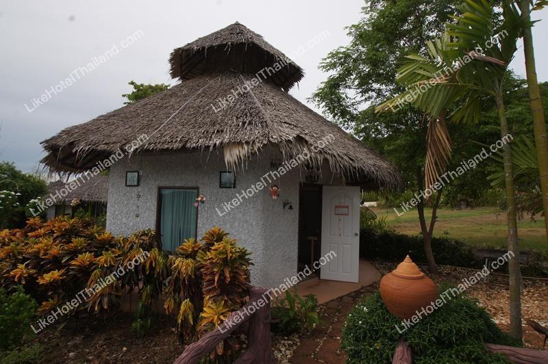โรงแรม บ้านไร่ใจรัก รีสอร์ท สวนผึ้ง ราชบุรี