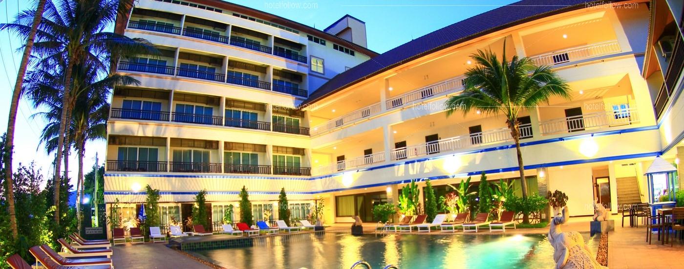 โรงแรม นภาลัย รีสอร์ท แอนด์ สปา หัวหิน