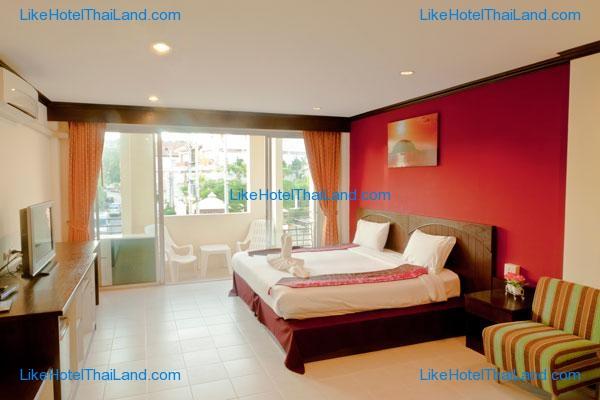 รูปของโรงแรม โรงแรม กะตะ บีช เซ็นเตอร์ ภูเก็ต