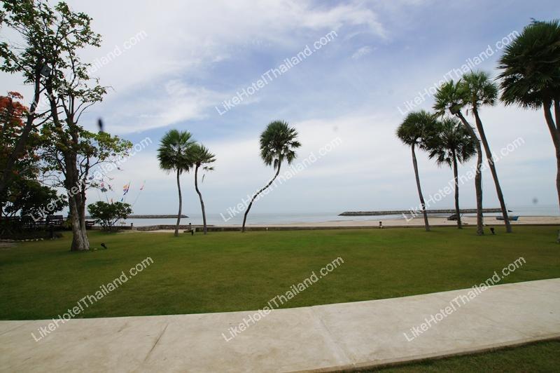 โรงแรม ฟิชเชอร์แมน รีสอร์ท หาดเจ้าสำราญ เพชรบุรี
