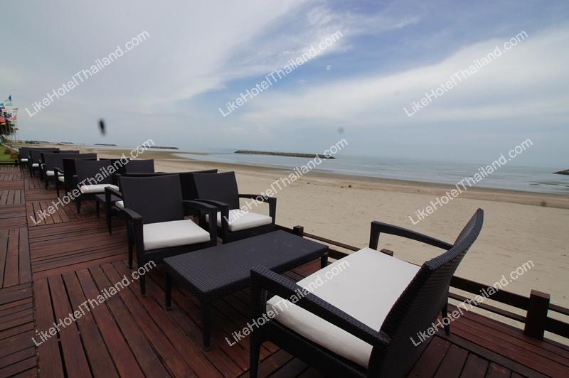 รูปของโรงแรม โรงแรม ฟิชเชอร์แมน รีสอร์ท หาดเจ้าสำราญ เพชรบุรี