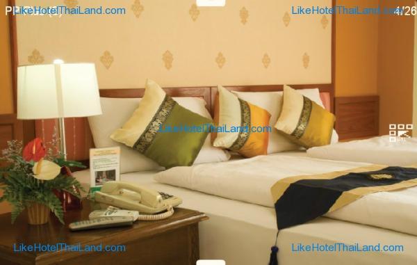 โรงแรม พีเพิลเพลซ ลอดจ์ เชียงใหม่