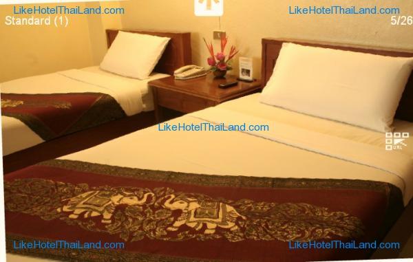 รูปของโรงแรม โรงแรม พีเพิลเพลซ ลอดจ์ เชียงใหม่