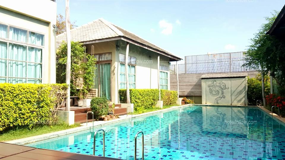 โรงแรม คาบาล เดอ ปาล์ค (บีช เค บิ้น) พัทยา ชลบุรี