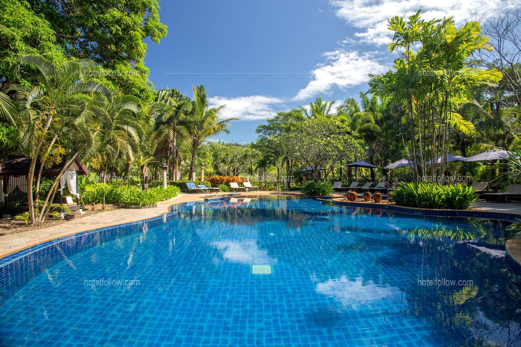 โรงแรม รามายานา เกาะช้าง รีสอร์ท แอนด์ สปา หาดคลองพร้าว