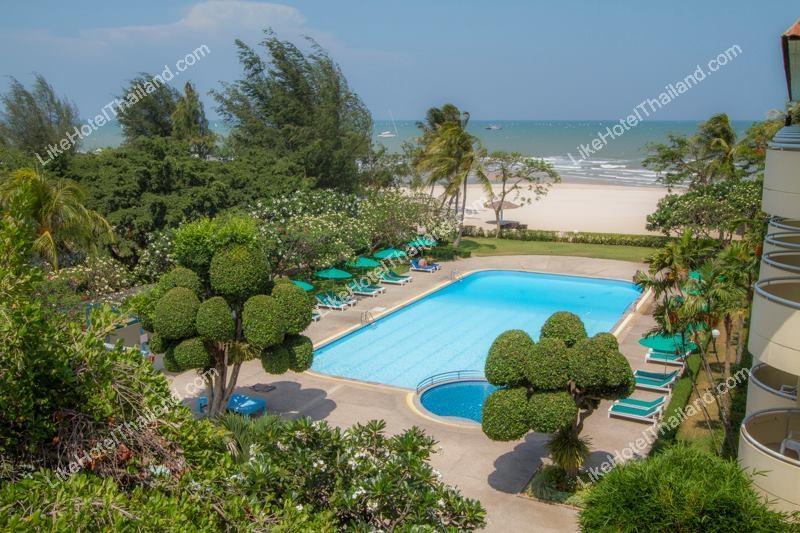 โรงแรม เซ็นทรา บายเซ็นทารา ชะอำบีช รีสอร์ท หัวหิน (ชื่อเดิม สวนบวกหาด)