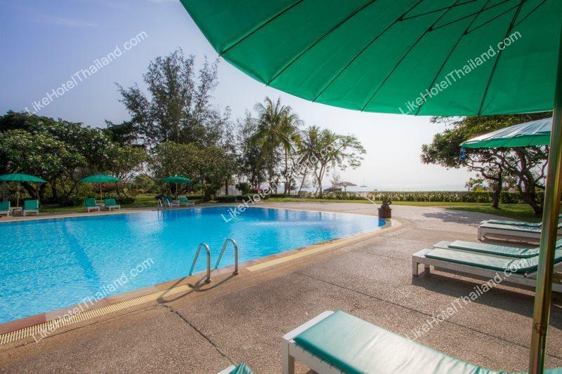 รูปของโรงแรม โรงแรม สวนบวกหาด ชะอํา เพชรบุรี