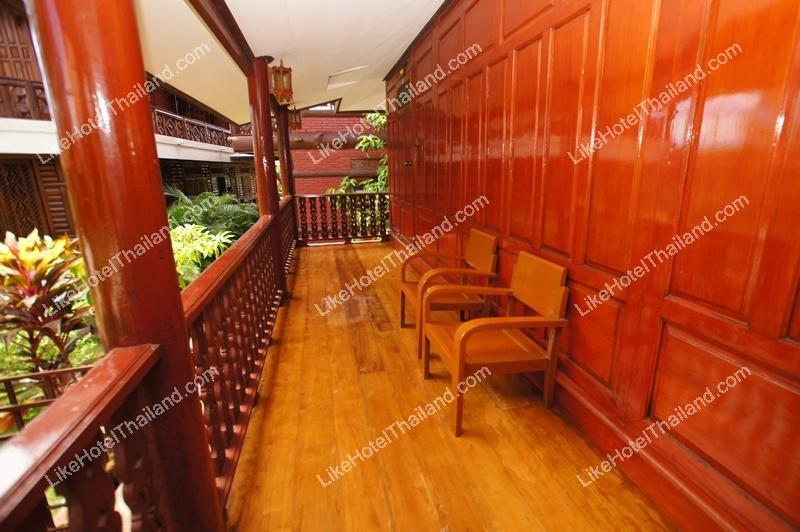 รูปของโรงแรม โรงแรม เจริญรัตน์ รีสอร์ท อัมพวา