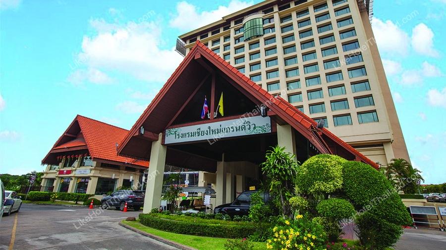 รูปของโรงแรม โรงแรม เชียงใหม่ แกรนด์วิว