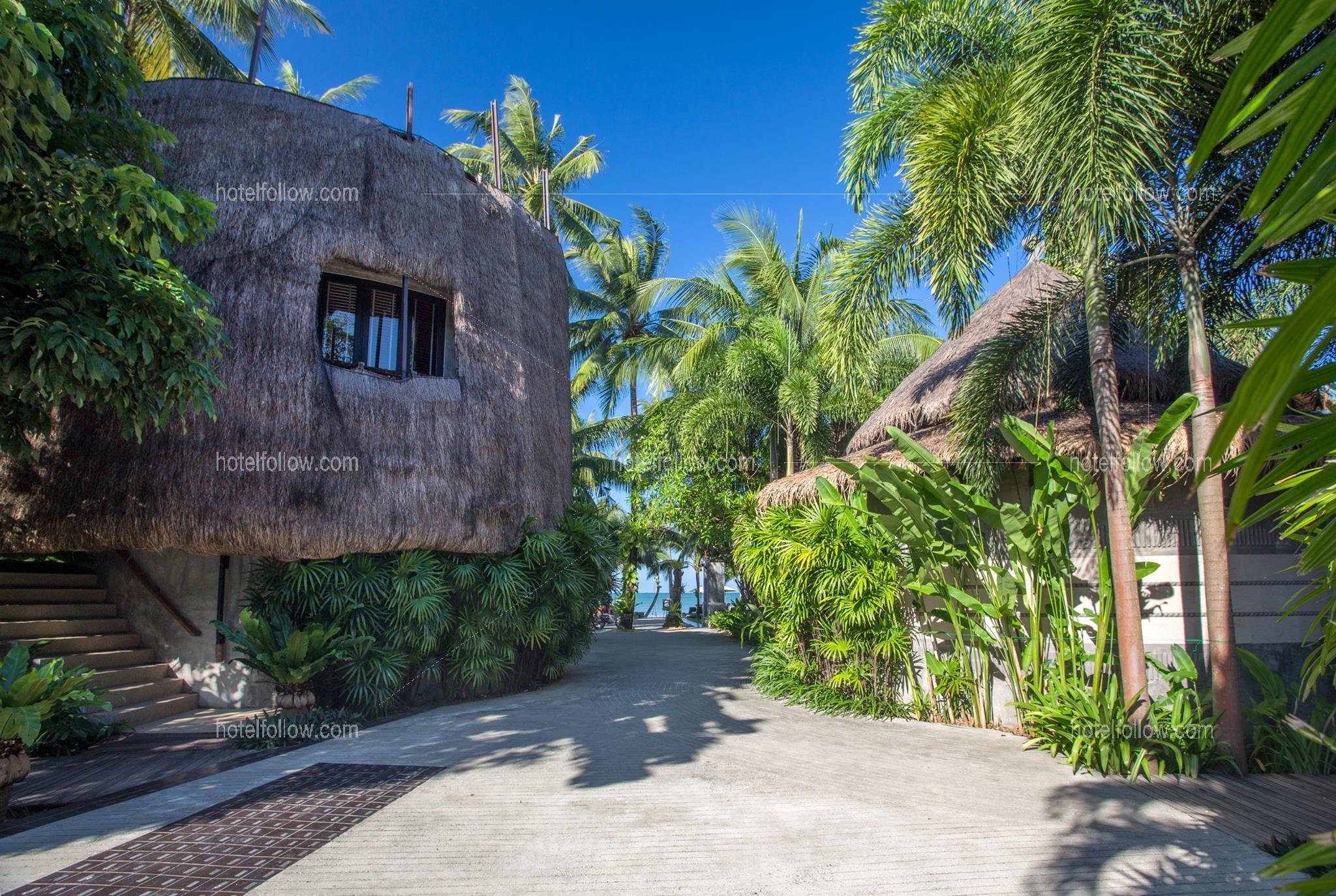 โรงแรม เดอะ เดวา เกาะช้าง รีสอร์ท หาดคลองพร้าว ตราด