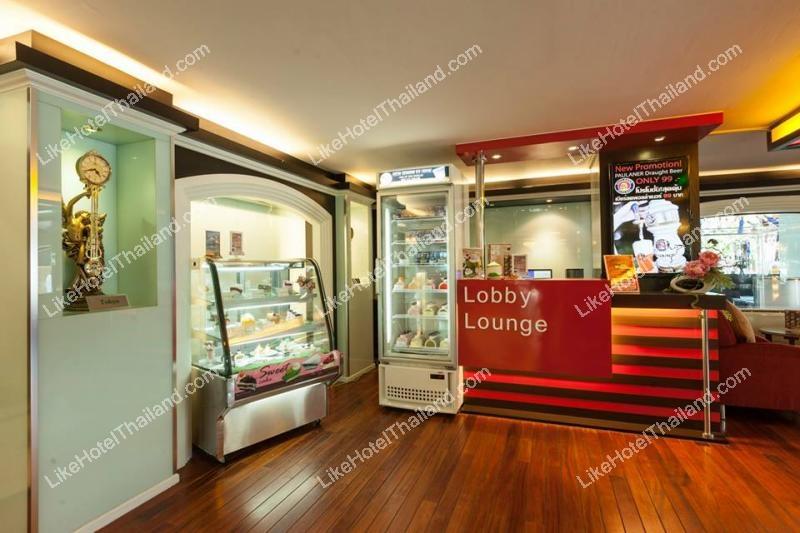 รูปของโรงแรม โรงแรม วาบัว แอสโซเทล  ชื่อเดิม วาบัวร์ ลอดจ์ รอยัล สวีท ลาดพร้าว 130 กรุงเทพ