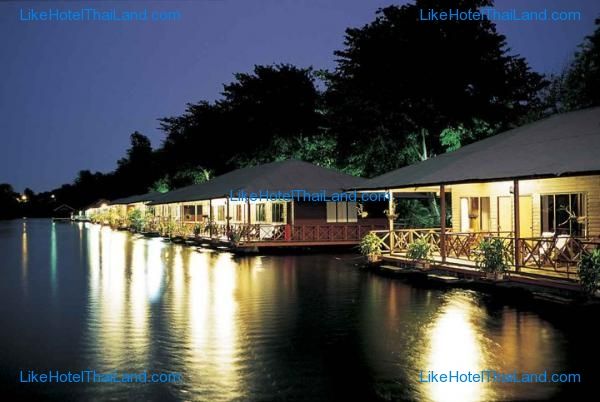 โรงแรม เดือนฉาย รีสอร์ท กาญจนบุรี