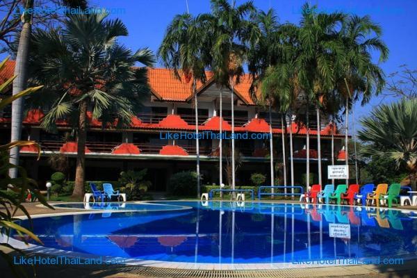 รูปของโรงแรม โรงแรม เดือนฉาย รีสอร์ท กาญจนบุรี