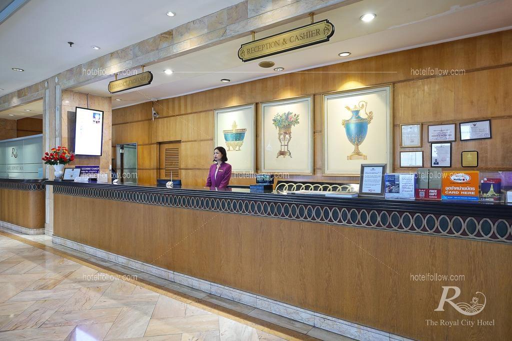 รูปของโรงแรม โรงแรม รอยัล ซิตี้ ปิ่นเกล้า กรุงเทพ