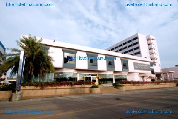 รูปของโรงแรม โรงแรม ลาพาโลมา พิษณุโลก