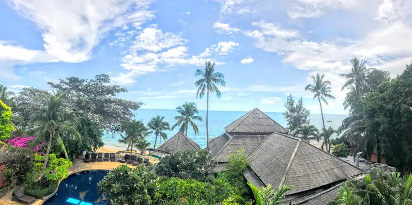 โรงแรม แซนด์ซี รีสอร์ท แอนด์ สปา เกาะสมุย