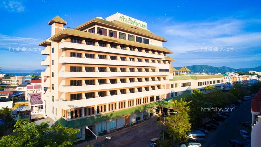 โรงแรม กรีนเวิลด์ พาเลซ จังหวัดสงขลา
