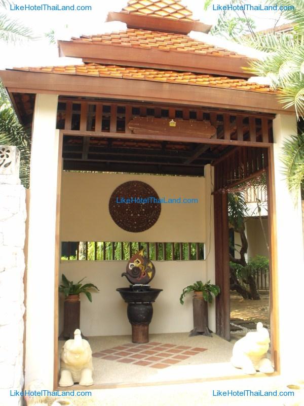 รูปของโรงแรม โรงแรม ไท ปูระ รีสอร์ท