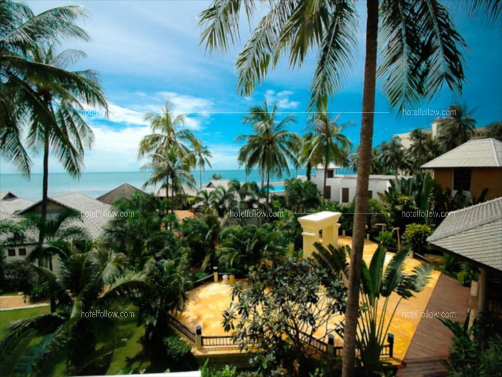 โรงแรม โกลเด้น ไพน์ บีช รีสอร์ท แอนด์ สปา ปราณบุรี