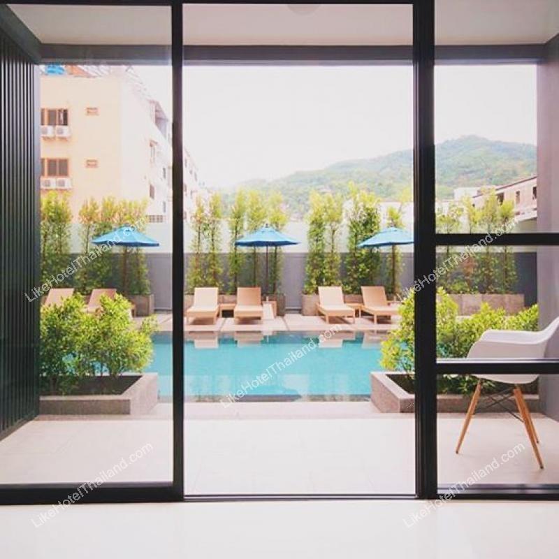รูปของโรงแรม โรงแรม เดอะ แลนเทิร์น รีสอร์ท ป่าตอง ภูเก็ต