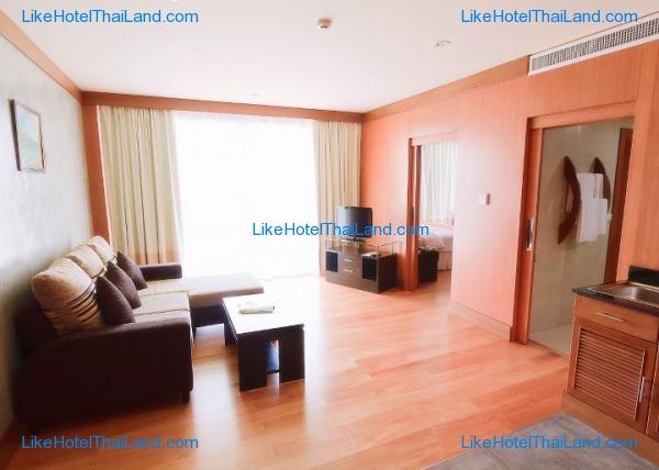 รูปของโรงแรม โรงแรม ยูนิแลนด์ กอล์ฟ แอนด์ คันทรี่คลับ นครปฐม